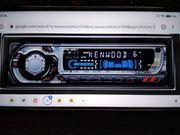 Kenwood radio mit Wechler