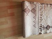 handgeknüpfter Teppichläufer 70 x 1