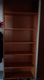 2x IKEA GNEDBY passt zu BILLY CD DVD REGAL Birke HELL wNEU