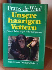 Frans de Waal - Unsere haarigen
