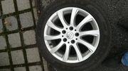 Winterreifen auf Alu Audi VW