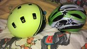 Fahrrad-Helme unfallfrei