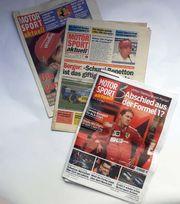 Viele Jahrgänge MOTORSPORT AKTUELL 1994