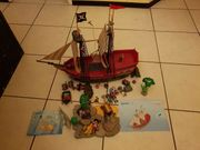 Piratenschiff Insel Playmobil 3940 3127