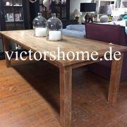 Esstisch Küchentisch Teakholz Holztisch recycelt