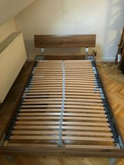 Bett 120x200cm mit Lattenrost und
