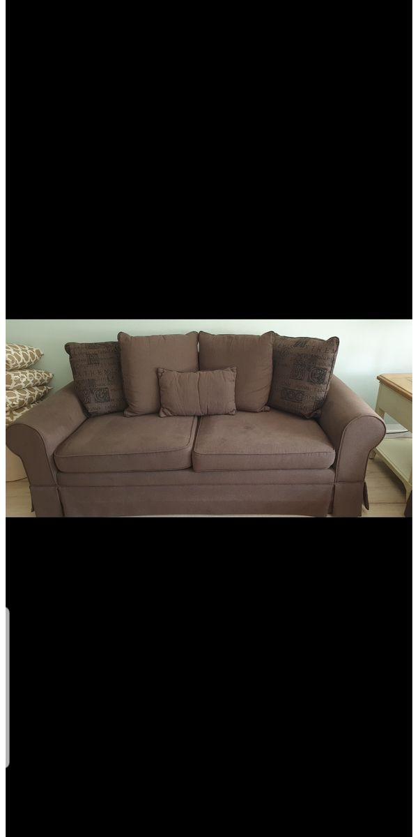 2x 3 Sitz Sofa