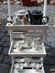 Original 60-70 Jahre Teeservice mit