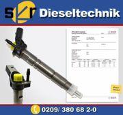 Bosch Einspritzdüse Injektor 0445115027 MB