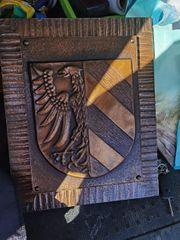 Kupferbild Wappen Nürnberg