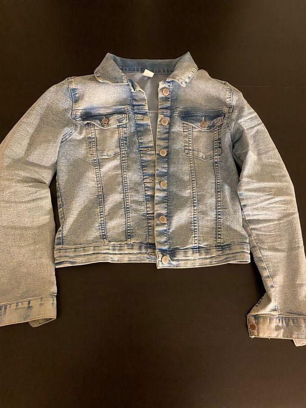 Jeans Jacke Mädchen
