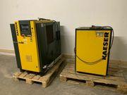 KAESER SM 12 T Schraubenkompressor