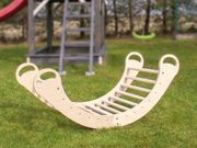 Kletterbogen aus Holz für Kinder