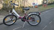 Mädchen Fahrrad 20 3 Gang