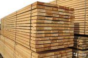 Bauholz aus Russland