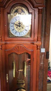 Wohnungsauflösung Antike Uhr usw