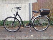 Damenfahrrad Senioren Fahrrad mit tiefem