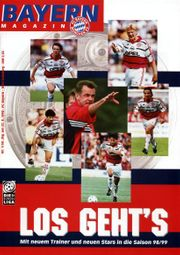 FC Bayern-Magazine