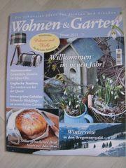 NEU ungelesen Magazin Wohnen Garten