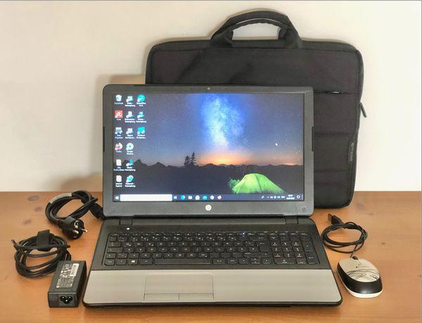 HP 355 G2 Notebook - 4 GB RAM, mit neuem 500 GB SSD Laufwerk