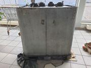 700 Liter Schütz Tank Heizöltank