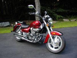 Chopper - Motorrad