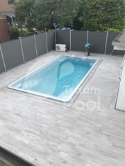 GFK Schwimmbecken Pool 8 5