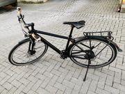fahrrad cube travel sl