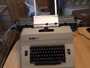 alte Schreibmaschine DDR Robotron 24