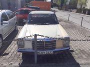 Verkaufe Oldtimer Mercedes Daimler Benz