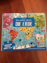 neu Puzzle DIE ERDE 3