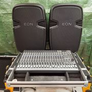 2 x JBL 515XT Boxen