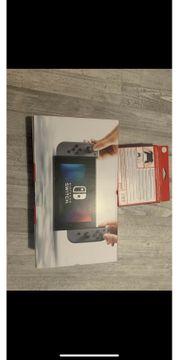 Nintendo Switch Grau