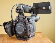 Canon EOS C200 Kinokamera 4K