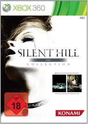 Silent Hill HD Collection X