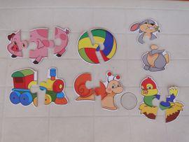 Sonstiges Kinderspielzeug - 3 Sets von 2- 3-teiligen