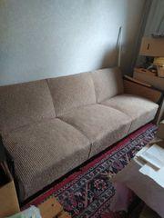 couch und 2 Sessel original