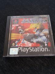 PS1 Spiel Assault