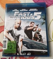 Fast Furious 5 Blu Ray