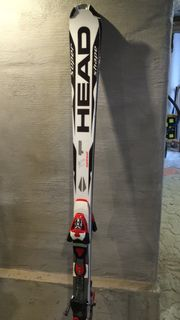 2 paar Head Ski