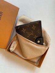 Louis Vuitton Sarah Compact Geldbörse