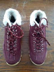 Schuhe Gr 37 Gefüttert
