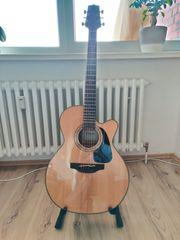 Elektro - Akustik Gitarre Takamine GN30CE