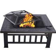 Gartengrill Heizung - FEMOR Fire pit -