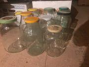 Einmachgläser 2 Liter