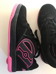 Schuhe mit auswechselbare Rollen heelys