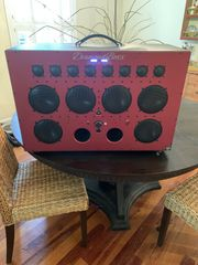 Diamondboxx XL2 Bluetooth Lautsprecher Rot