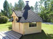 Grillhütte Grillkota 9 2qm Grillanlage