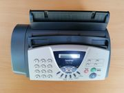 Thermo Faxgerät Brother Fax-T102 incl Kabel
