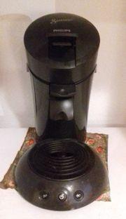 Gut erhaltene Senseo Philips Kaffeepadmaschine -